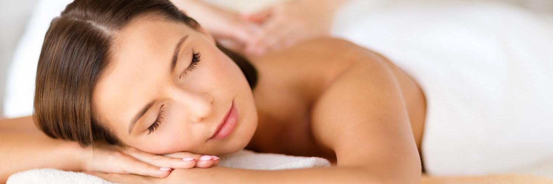 Ontspanning massage Beautysalon Esthera